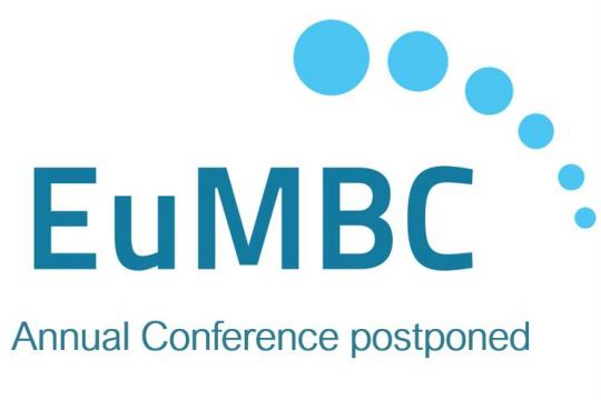 EuMBC annual conference postponed